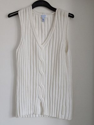 Escada Sport Long Cardigan white