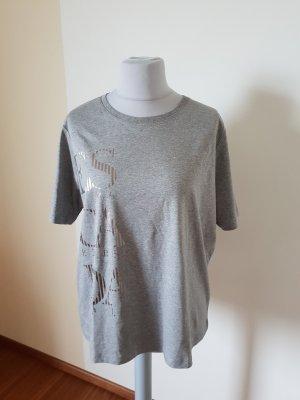 Escada Sport Shirt grau Gr. XL Neu ohne Etikett