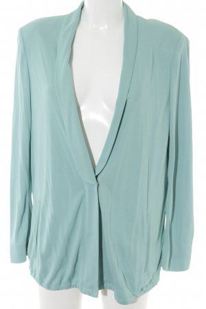 Escada Sport Veste chemise gris vert style d'affaires