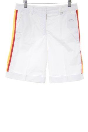 Escada Sport Shorts motivo a righe stile casual
