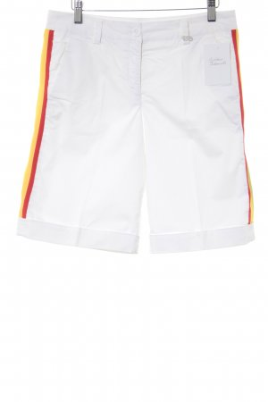 Escada Sport Shorts Streifenmuster Casual-Look