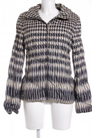 Escada Sport Steppjacke abstraktes Muster Casual-Look