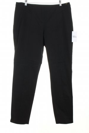 Escada Sport Stoffhose schwarz Business-Look