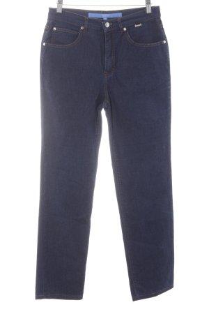 Escada Sport Straight-Leg Jeans dunkelblau Casual-Look
