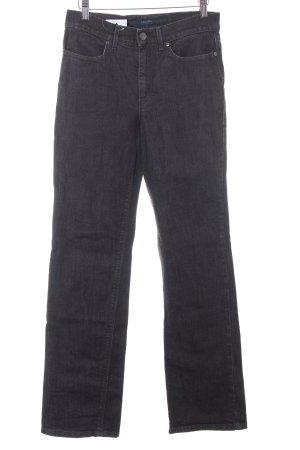 Escada Sport Jeans met rechte pijpen donkergrijs casual uitstraling