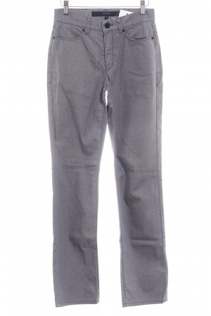 Escada Sport Straight-Leg Jeans grau Casual-Look