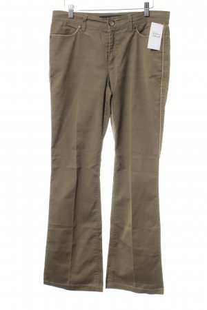 Escada Sport Straight-Leg Jeans khaki-dunkelgelb Casual-Look