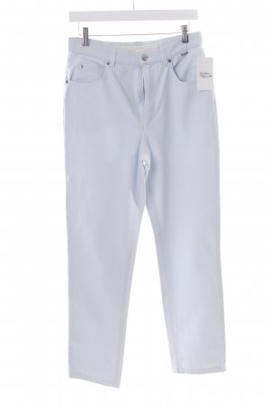 Escada Sport Stretch Jeans hellblau Street-Fashion-Look