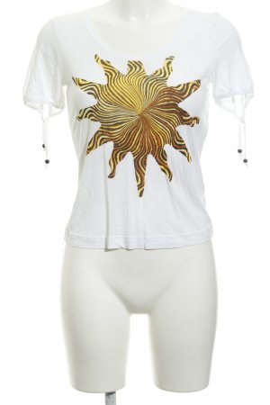 Escada Sport T-Shirt platzierter Druck Casual-Look
