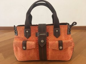 Escada Sport Tasche, Leder orange