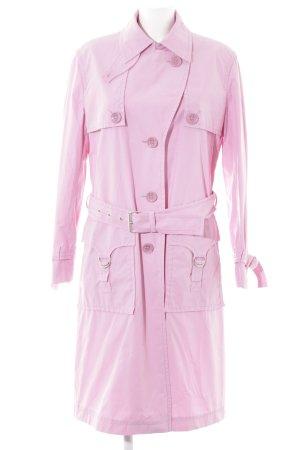 Escada Sport Trenchcoat rosa extravaganter Stil