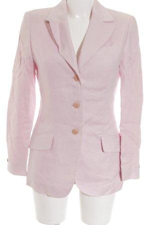 Escada Sport Tweedblazer hellrosa-rosé Zierknöpfe
