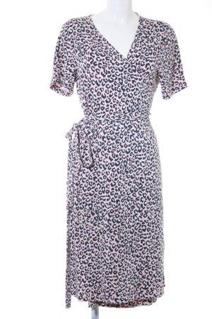 Escada Sport Robe portefeuille motif léopard imprimé animal