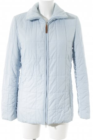 Escada Sport Windstopper babyblau Steppmuster Casual-Look