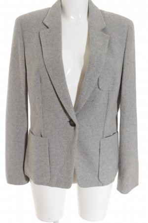 Escada Sport Woll-Blazer grau-hellgrau Brit-Look