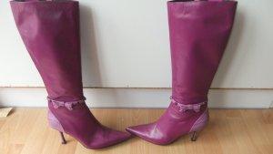 Escada Stiefel Gr. 40 Pink