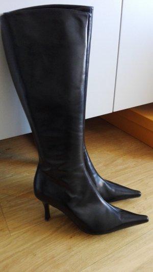 Escada Stiefel schwarz Gr. 37- NEU