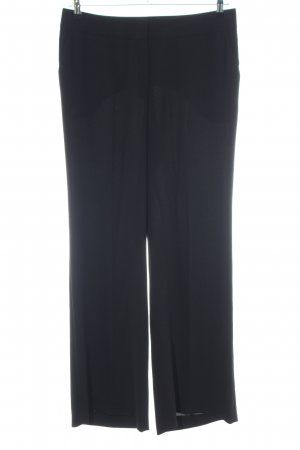 Escada Stoffhose schwarz Business-Look