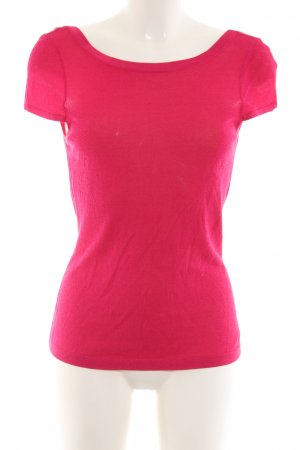 Escada Strickshirt pink Casual-Look
