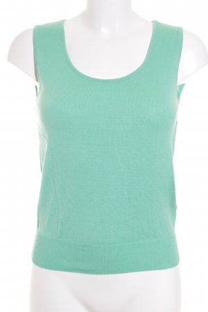 Escada Knitted Top sage green casual look