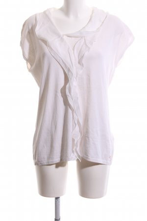 Escada Knitted Top white casual look