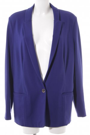 Escada Blazer sweat blu stile professionale