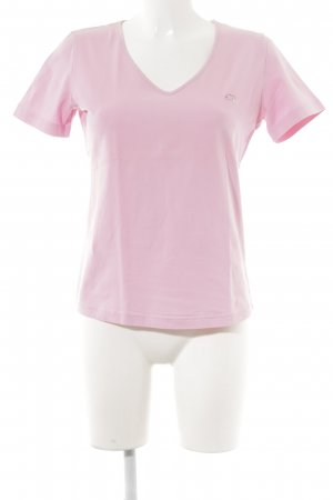 Escada T-Shirt hellrosa Casual-Look