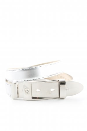 Escada Waist Belt silver-colored elegant