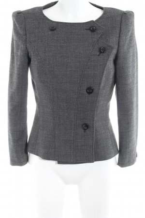 Escada Tweedblazer grau Business-Look