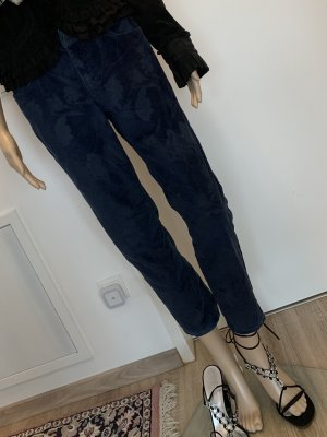 Escada Sport Pantalone cinque tasche blu scuro