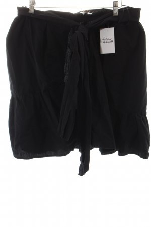 Escada Jupe portefeuille noir style classique