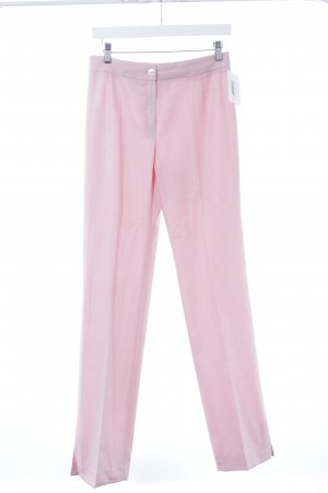 Escada Wollhose rosé Casual-Look