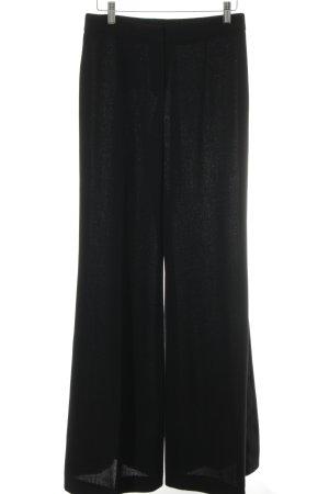 Escada Wollen broek zwart simpele stijl