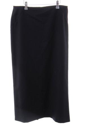 Escada Wool Skirt black business style