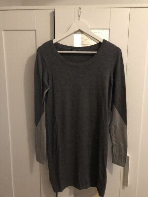 Esmara Robe pull gris clair-gris foncé