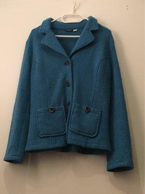 Esmara Fleece Coats cadet blue-turquoise