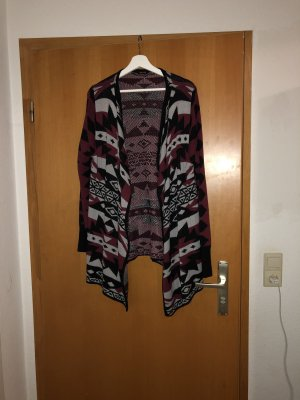 Esmara Knitted Cardigan multicolored
