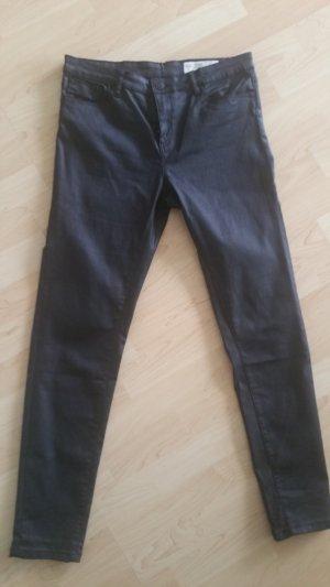 Esmara by Heidi Klum Pantalone in pelle nero