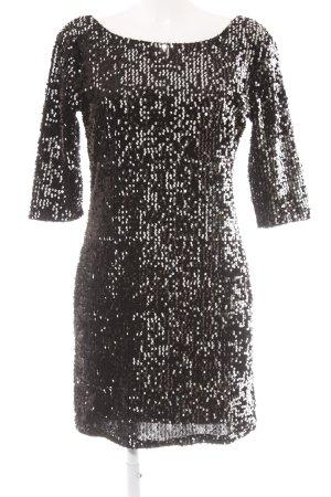 Esmara by Heidi Klum Abito con paillettes nero stile festa