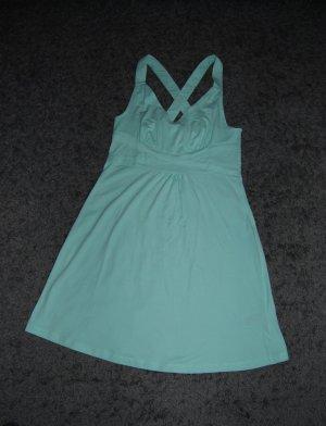 ESMARA Damen Sommer Kleid, Hellgrün, Größe: M 40/42