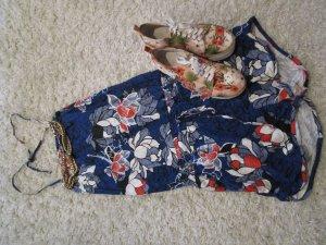 Esmara Einteiler M/40/42 Blumen Jumpsuit
