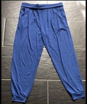 Esmara Pantalón estilo Harem azul Poliéster
