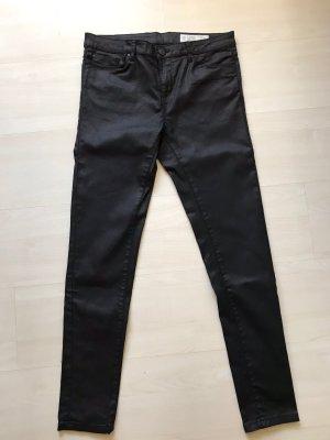 Esmara Jeans mit Lederoptik (Heidi Klum)