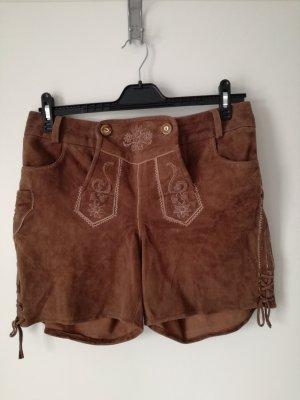 Esmara Pantalone in pelle marrone