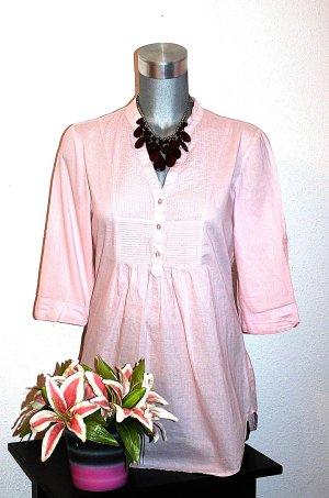 Esmara Long Bluse Gr. 38/40 Romantic Design Rosé