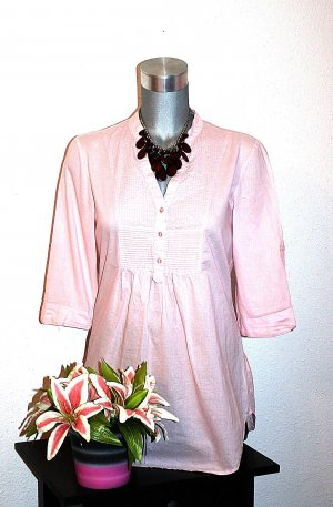 Esmara Long Bluse Gr. 38/40 Romantic Design Rosé