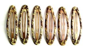 Esmara Barrette multicolore métal