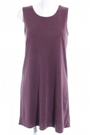 Esmara Off-The-Shoulder Dress purple-grey lilac casual look