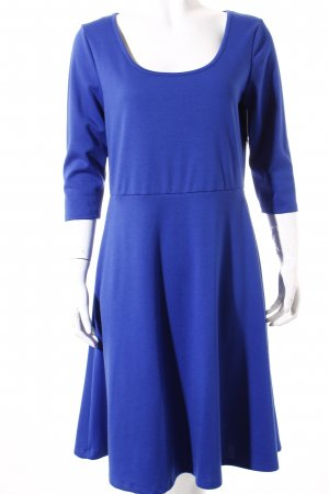 Esmara Shirtkleid blau Casual-Look