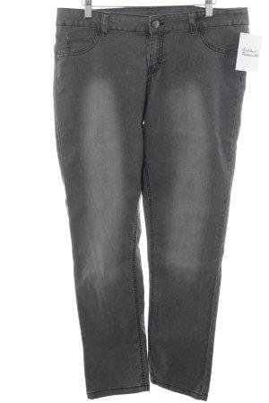 Esmara Skinny Jeans grau Casual-Look